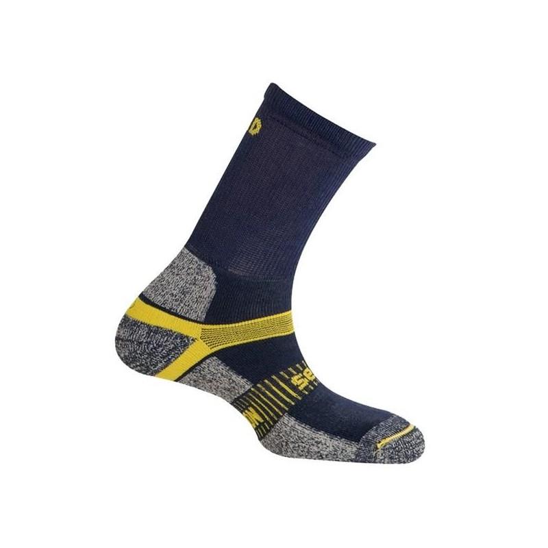 Ponožky Mund Cervino Modrá