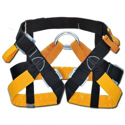 Speleo harness