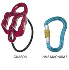 Belay set - Guard II