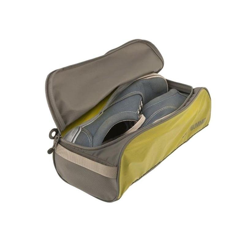 Taška na boty SeaToSummit Shoe bag Limetková