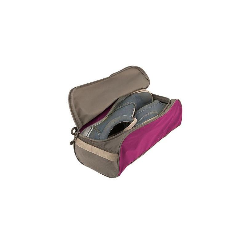 Taška na boty SeaToSummit Shoe bag Aubergine