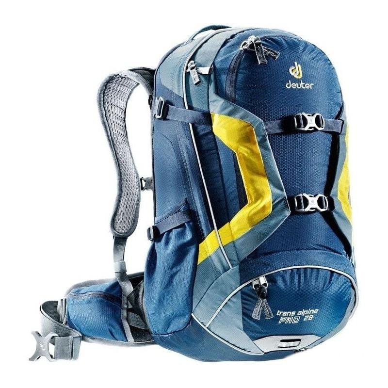 Cyklistický batoh Deuter Trans Alpine Pro 28 Midnight