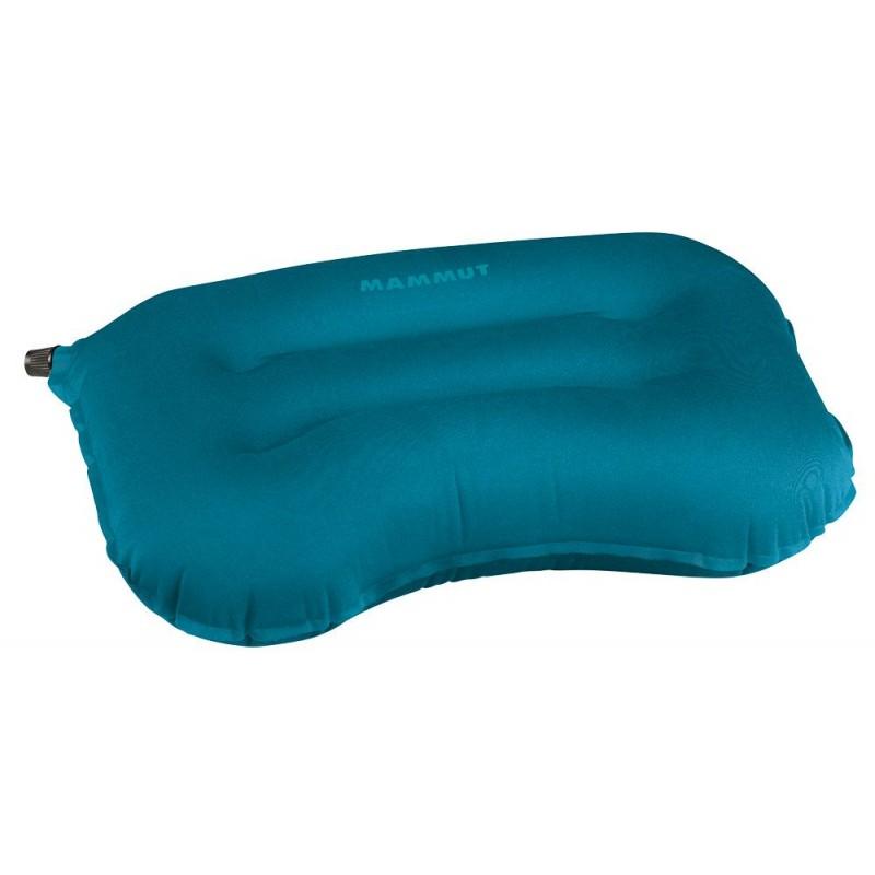 Nafukovací polštář Mammut Ergonomic CFT Dark pacific