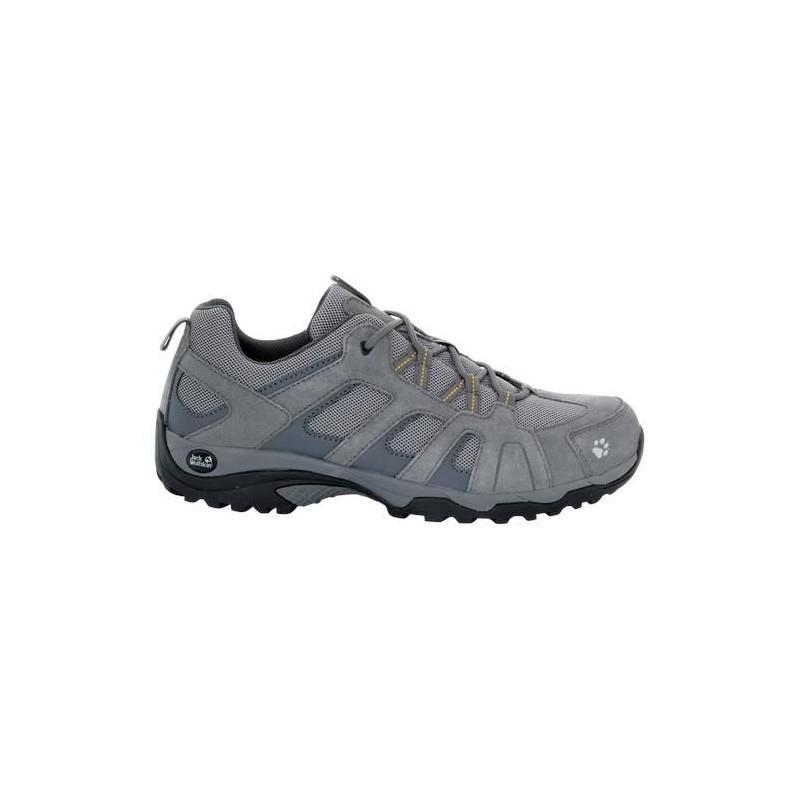 Pánská treková obuv Jack Wolfskin Vojo Hike Low Burly Yellow XT d89104f82d6