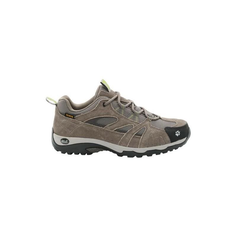 Dámské trekové boty Jack Wolfskin Vojo Hike Texapore Parrot green 519861ad0f