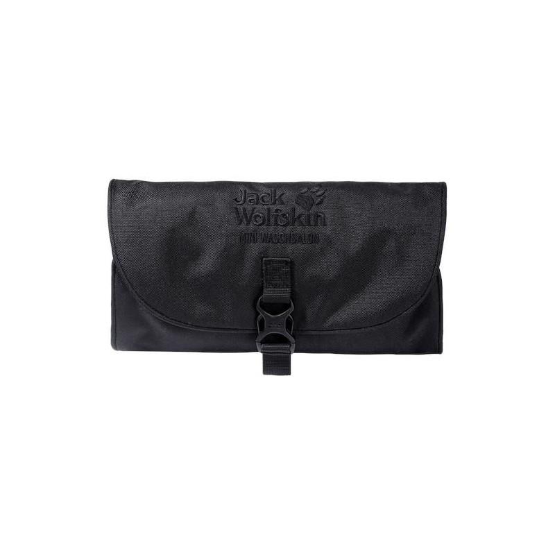 Hygienická taška Jack Wolfskin Mini Waschsalon Černá