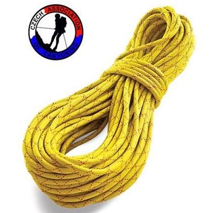 Plovoucí lano Tendon Salamander 10.2 Žlutá
