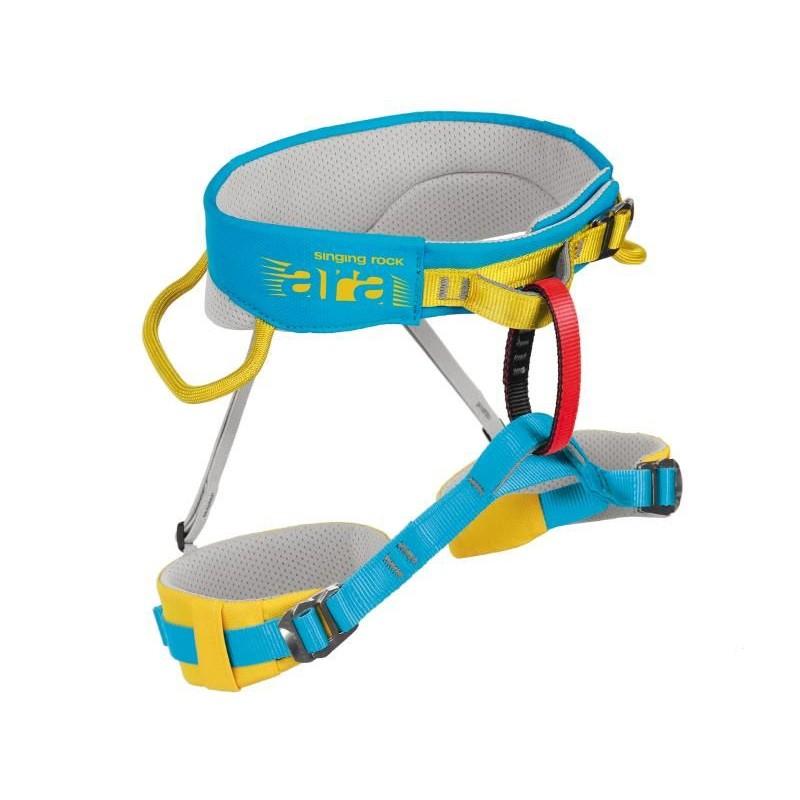 Dětský horolezecký úvazek Singing Rock Ara Modrá