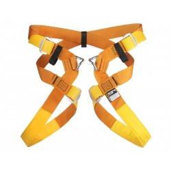Speleo harness Digger light