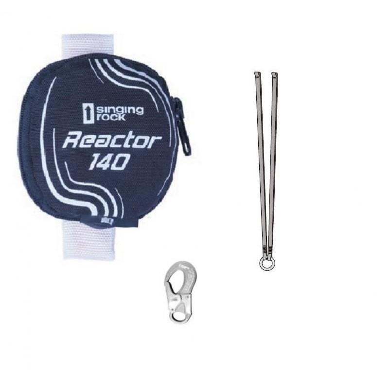 Tlumič pádu Singing Rock Reactor 140 Y Černá