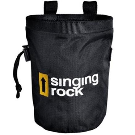 Pytlík na magnesium Singing Rock Large Černá