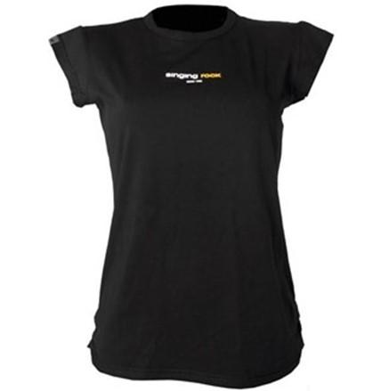 Dámské tričko Singing Rock Backbone arrow Černá be047bfdb5