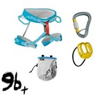 Women climbing set Pearl packet