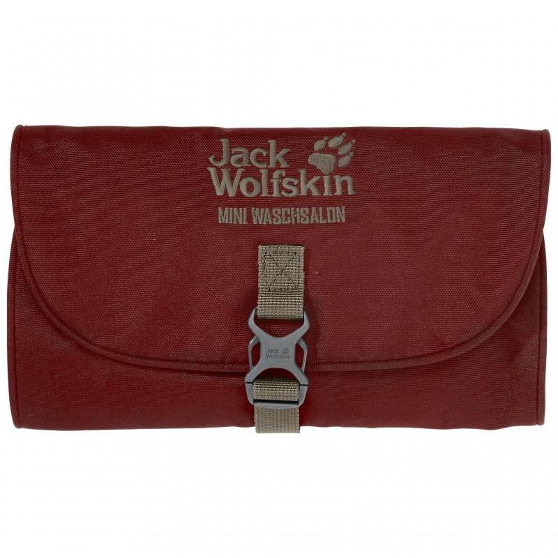 Hygienická taška Jack Wolfskin Mini Waschsalon Redwood
