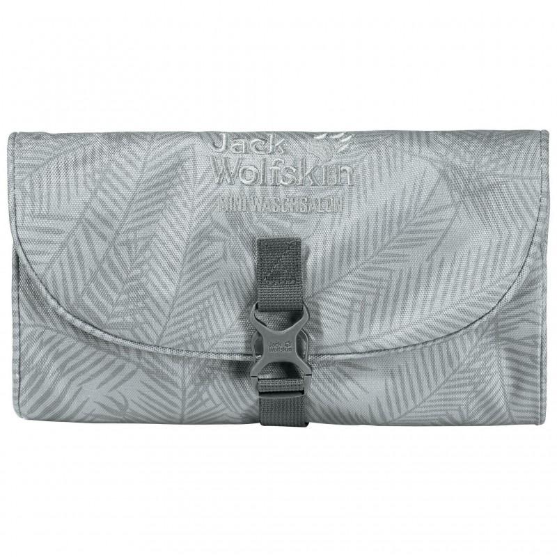 Hygienická taška Jack Wolfskin Mini Waschsalon Leaf grey