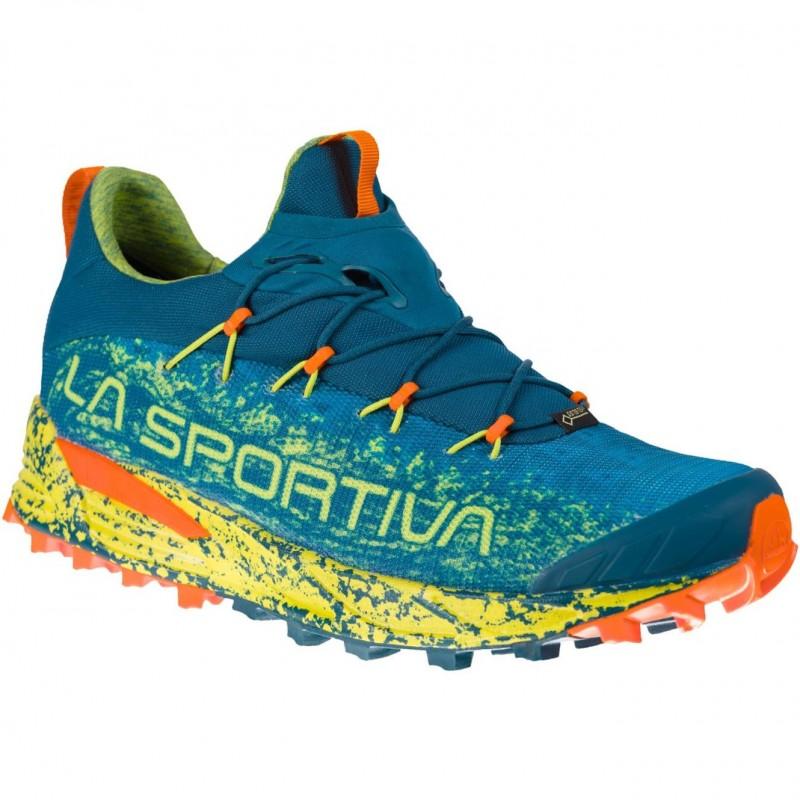 467a389fd96 Běžecké boty La Sportiva shoes Tempesta GTX Ocean