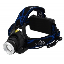 Headlamp zoom LED 570 lm