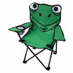 Kempingová židle Frog