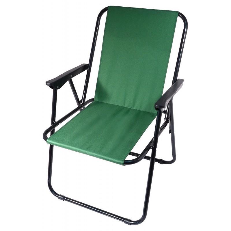 519a888d68a Kempingová židle Cattara Bern Zelená