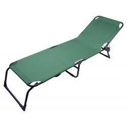 Camping lounger Berlin