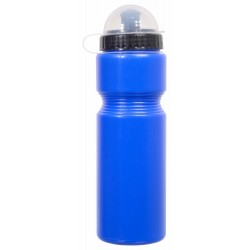 Plastic cycling bottle