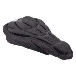 Saddle cover Black