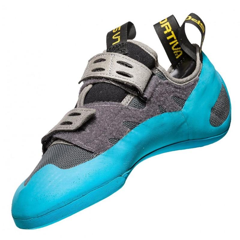 Lezečky La Sportiva Gecko Gym Tropic Blue