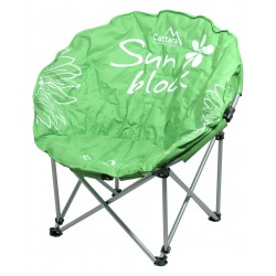 Camping seat Flowers