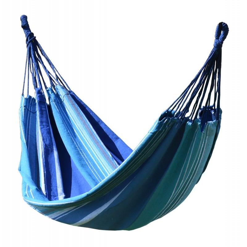 Houpací síť Cattara Textil Modrá