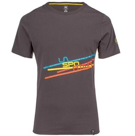 Pánské tričko La Sportiva Stripe 2.0 Carbon
