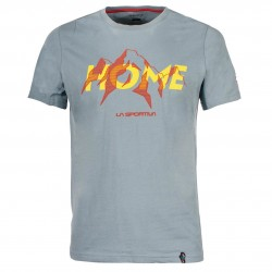 Men's T-shirt Mountain Is Home