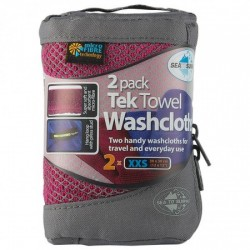 Kit Tek 2x wash cloths