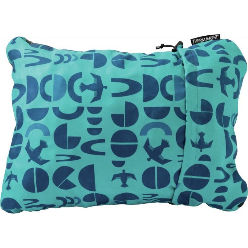 Cestovní polštář Thermarest Compressible pillow Blue Bird