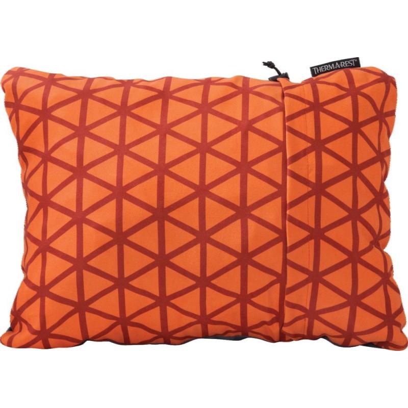 Cestovní polštář Thermarest Compressible pillow Cardinal Red