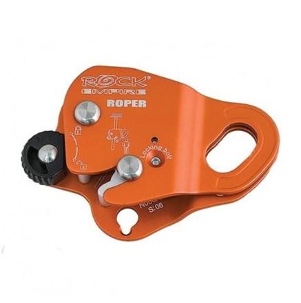 Zachycovac padu rock empire roper oranzova levně  6e3fc9550f2