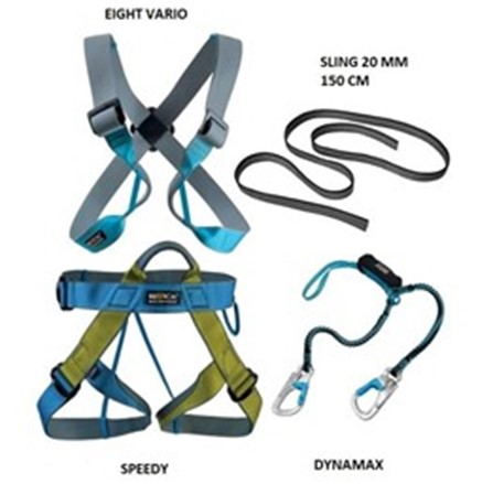 Ferrata max set Via Ferrata Rock Empire 9b-plus 2f772722d0f
