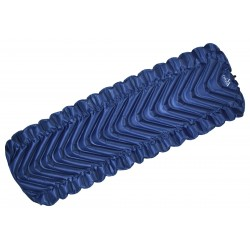 Inflatable sleeping pad Track