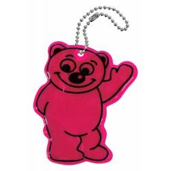 Reflexní přívěsek Bear