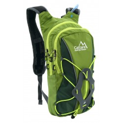 Backpack Green W 10+2l