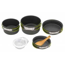 Outdoor set of dishes Brew