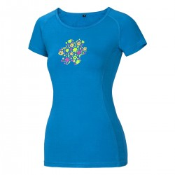 Woman's T-shirt Bamboo meadow