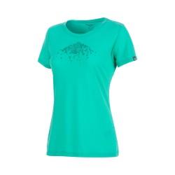 Dámské lezecké tričko Alnasca