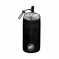 Insulated add-on bottle holder