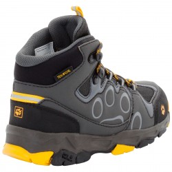 bd6797162b Kids's hikinig shoes Attack 2 Kids Shoes Jack Wolfskin 9b-plus