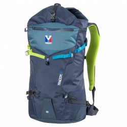 Mountaineering backpack...