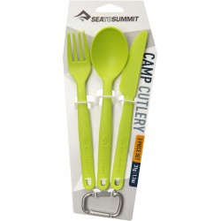 Camp cutlery set with...