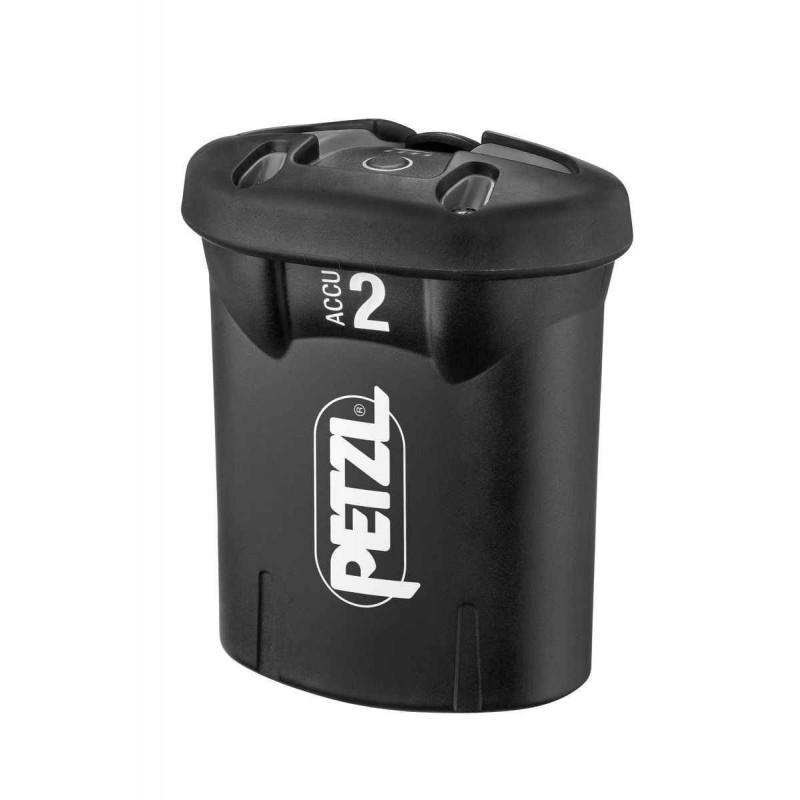 Dobíjecí baterie Petzl Accu 2 Černá