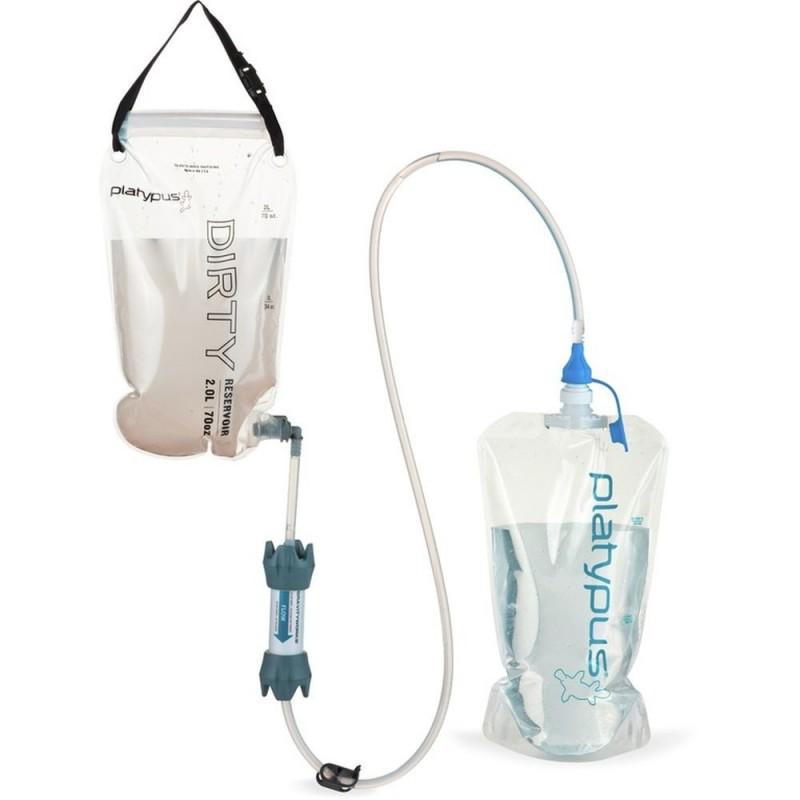 Vodní filtrační systém Platypus Gravity Works Bílá