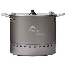 Stock pot WindBurner