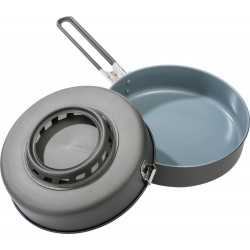 Ceramic skillet WindBurner